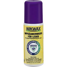 Nikwax Cera impermeabilizzante per pelle Liquido Spray, 125 ml